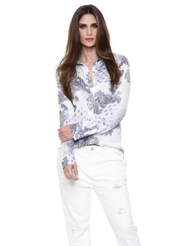 Fashionable women's collection of blouses Milano Italy for spring-summer 2016